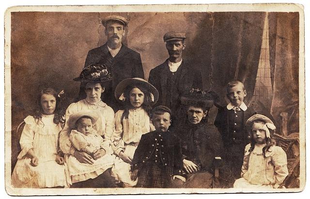 rodinní příslušníci